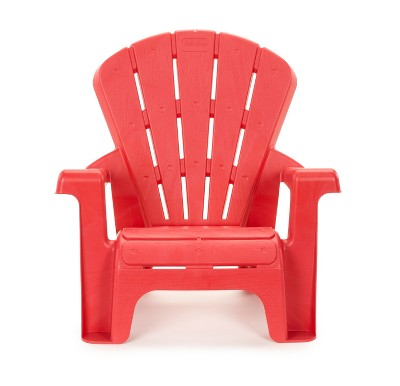 Little Tikes Garden Chair   Red