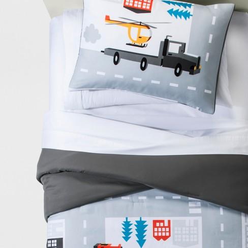 Legendary Lanes Comforter Set - Pillowfort™ - image 1 of 4