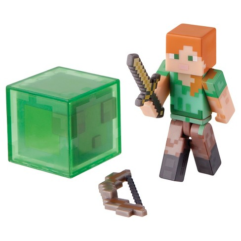 Minecraft  Alex with  Accessory - image 1 of 2
