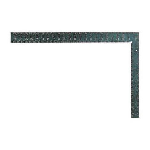 STARRETT RSA-24 Stamped Aluminum Rafter Square, 24 x 16 - image 1 of 1
