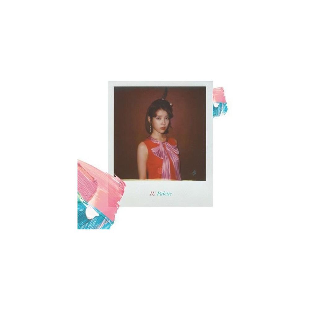 Iu - Palette (CD), Pop Music
