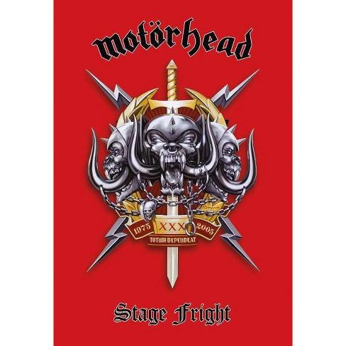 Motorhead - Stage Fright (CD) - image 1 of 1