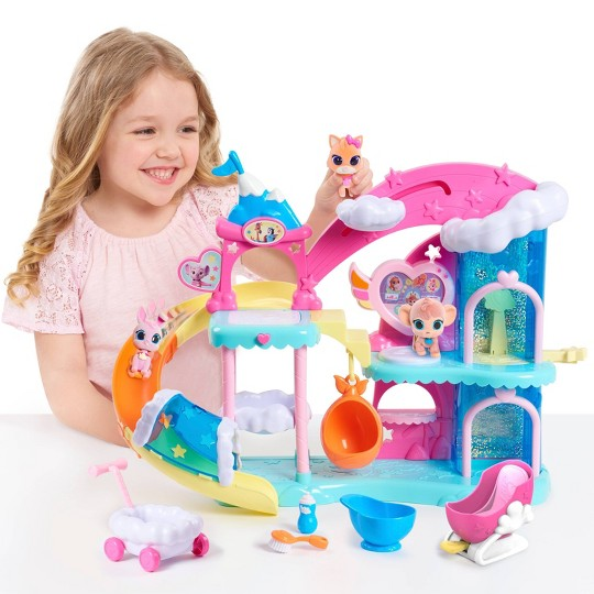 Disney T.O.T.S. Nursery Headquarters Playset image number null