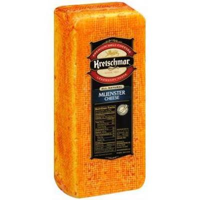 Kretschmar Muenster Cheese - price per lb