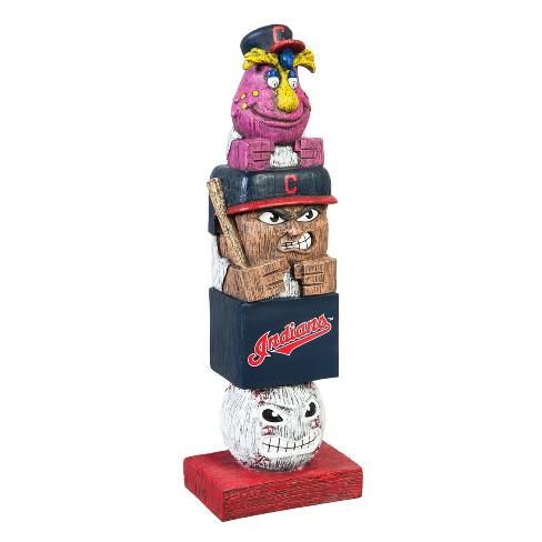 MLB Cleveland Indians Tiki Totem - image 1 of 2