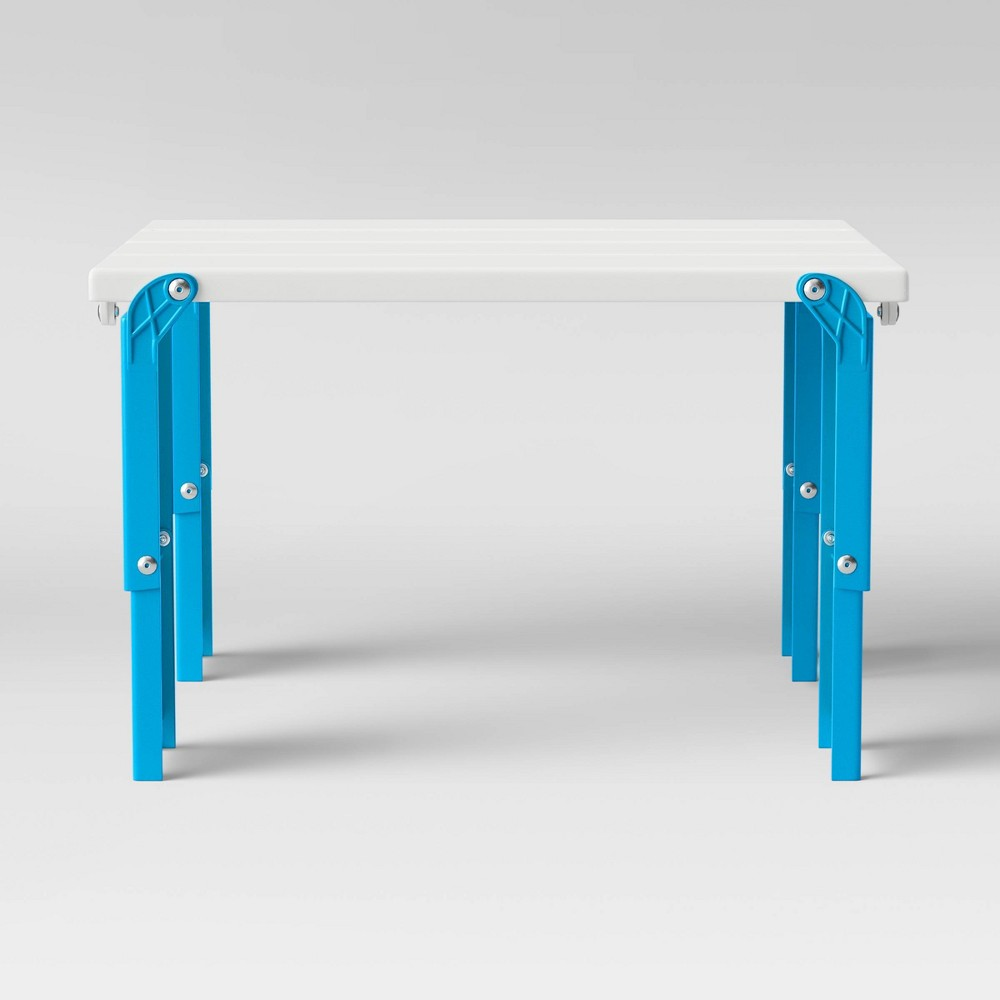 Image of Beach Table Blue - Rio, portable side tables