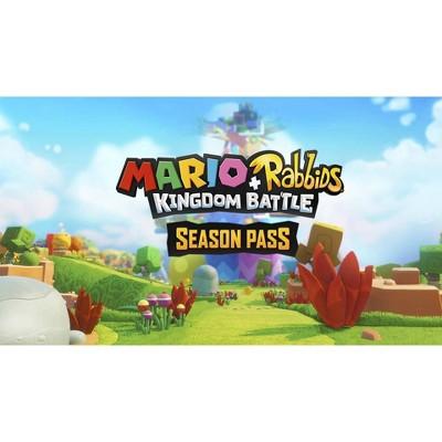 Mario + Rabbids: Kingdom Battle Season Pass - Nintendo Switch (Digital)