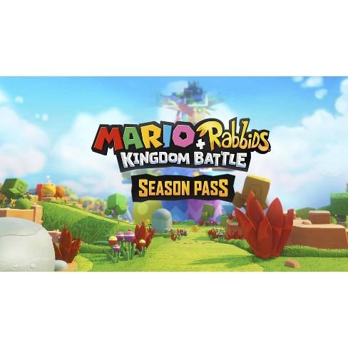 Mario + Rabbids: Kingdom Battle Season Pass - Nintendo Switch (Digital) - image 1 of 4