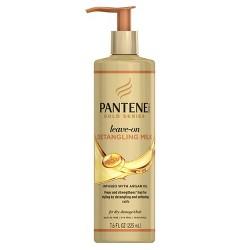 Pantene Gold Series leave-on Detangling Milk - 7.6 fl oz