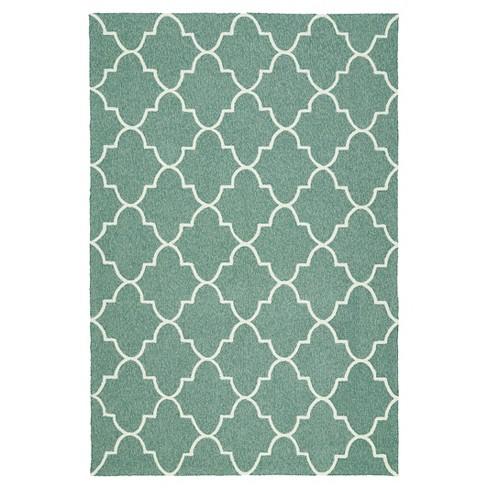 Floor Mat 2 X3 Kaleen Rugs Mint Green Target