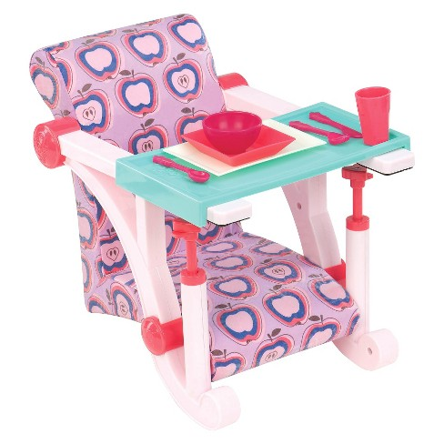 Our Generation® Clip-on Chair - Apples - image 1 of 4