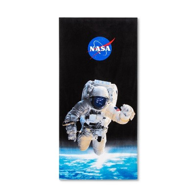 NASA Perfect View Beach Towel