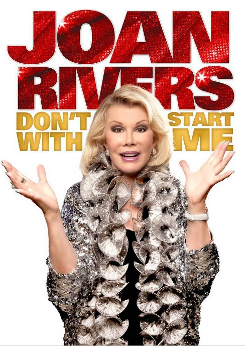 Joan rivers:Don't start with me (DVD) - image 1 of 1