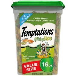 TEMPTATIONS Catnip MixUps Cat Treats