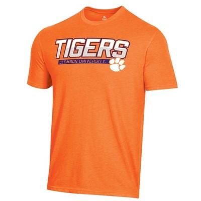 NCAA Clemson Tigers Men's Short Sleeve T-Shirt