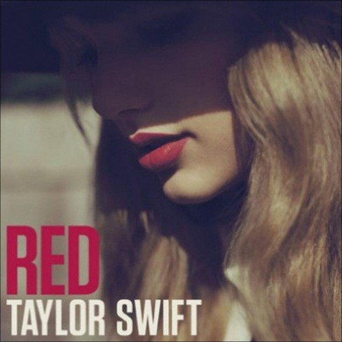 Taylor Swift - Red (CD) - image 1 of 1
