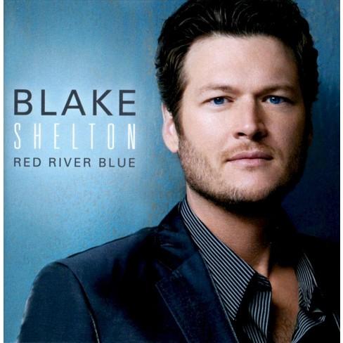 Blake Shelton - Red River Blue (CD) - image 1 of 1