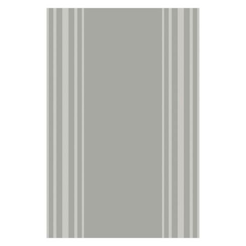 Sample Square Wallpaper Gray/Cream Stripes - Hearth & Hand™ with Magnolia - image 1 of 1