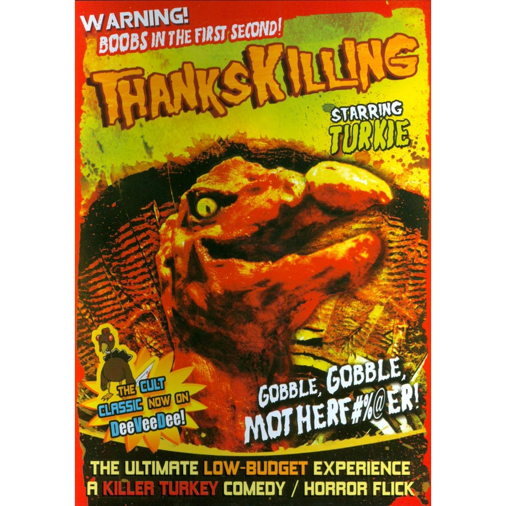 Thankskilling (Dvd), Movies