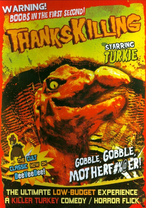 Thankskilling (DVD) - image 1 of 1