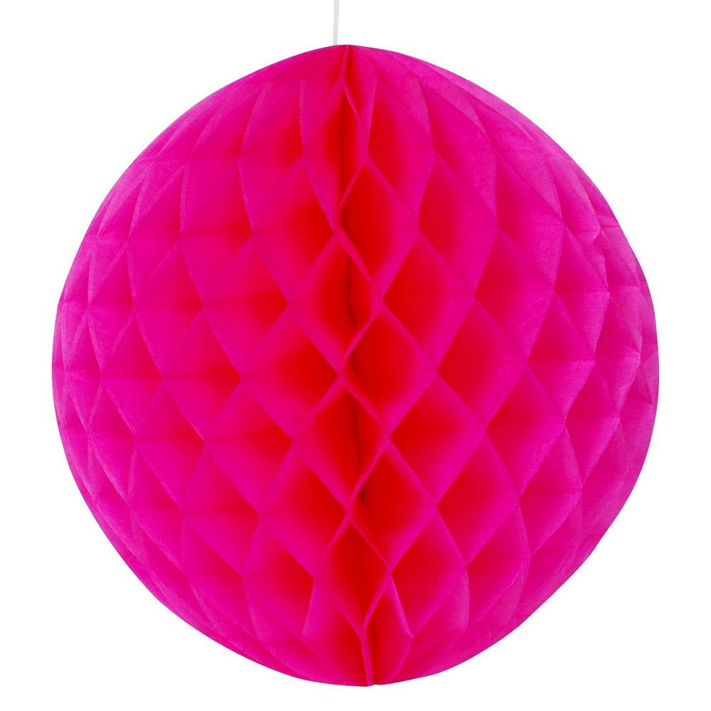Hot Pink Honeycomb Lantern - Spritz
