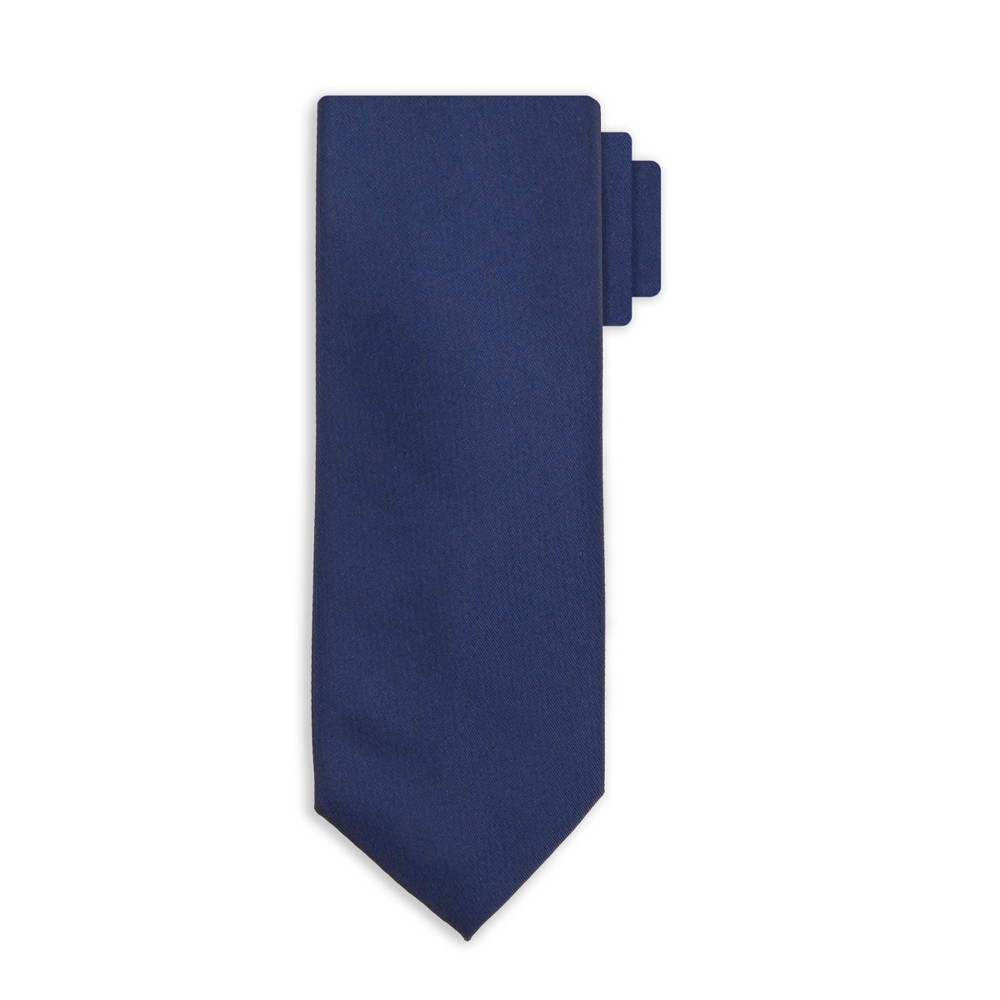 Men's Navy Tie Necktie - Goodfellow & Co Navy One Size, Jamestown Blue