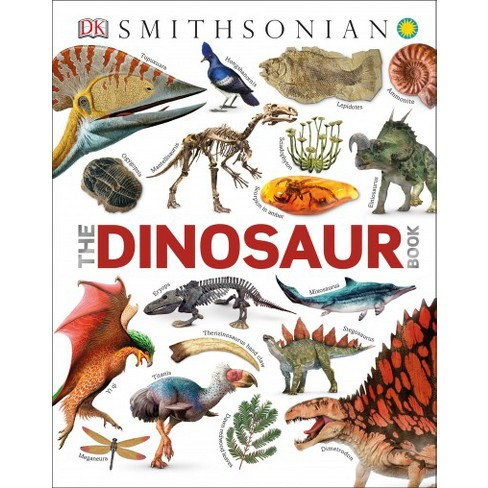 first facts dinosaurs dk publishing