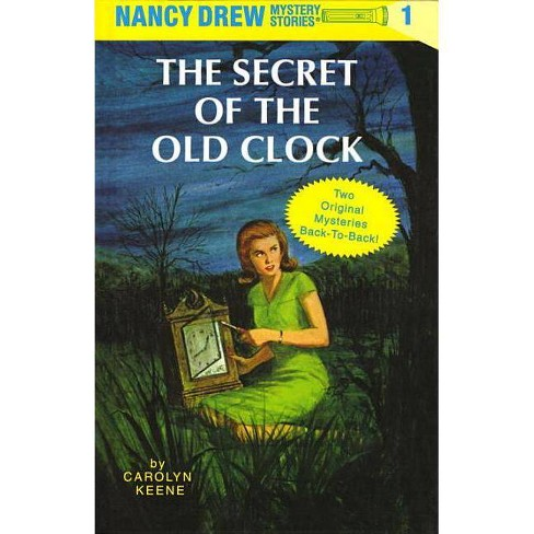 The Secret of the Old Clock/The Hidden Staircase - (Nancy Drew Mystery Stories) by  Carolyn Keene - image 1 of 1