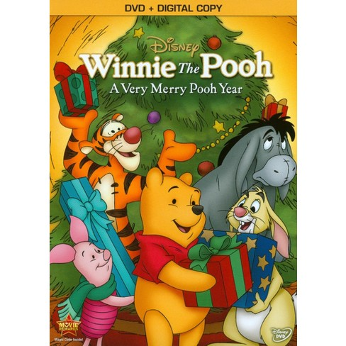 Winnie the Pooh: A Very Merry Pooh Year (Includes Digital Copy) (DVD) - image 1 of 1