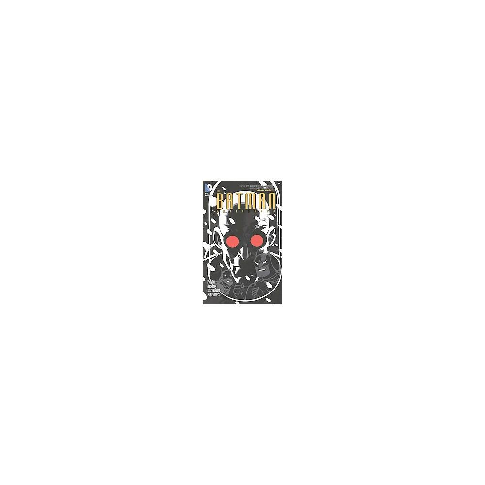 Batman Adventures 4 (Paperback) (Paul Dini & Kelley Puckett & Alan Grant & Dan Raspler & Ty Templeton)