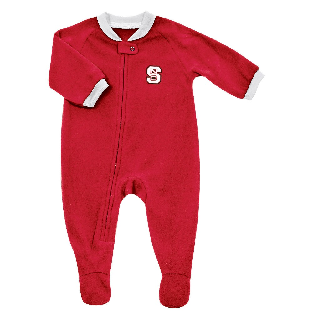 NCAA NC State Wolfpack Baby Snuggle Bug Sleep N' Play - 0-3 M, Infant Boy's, Size: 0-3M, Multicolored