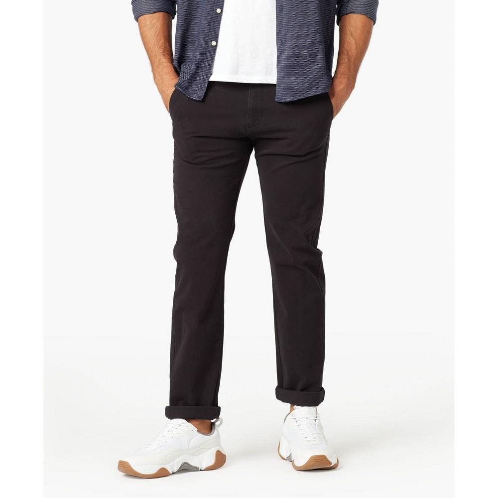 Dockers Men 39 S Slim Fit Smart 360 Flex Ultimate Chino Pants Black 32x29