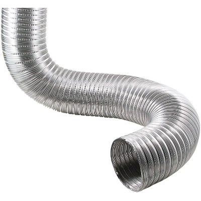 Deflect-O Deflecto Ao48/20-a Semi-rigid Flexible Aluminum Duct VENA04825