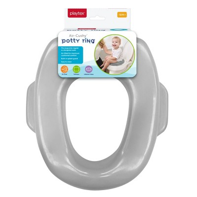 Playtex Air Cushy Potty Ring - Gray