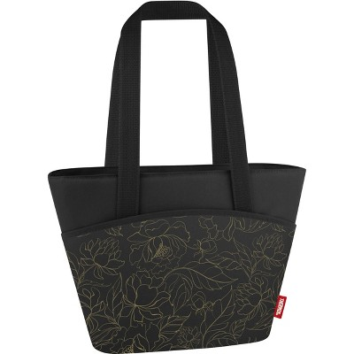 Thermos Raya 9 Can Lunch Tote - Gold Floral
