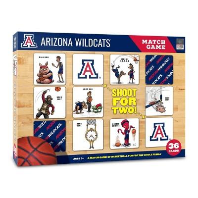 NCAA Arizona Wildcats Basketball Match Game