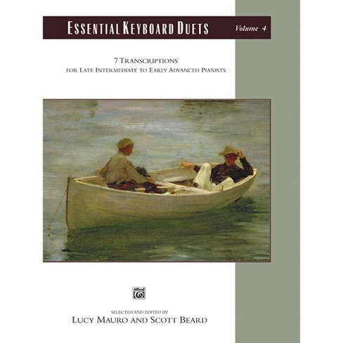 Alfred Essential Keyboard Duets, Volume 4 Late Intermediate / Early Advanced - image 1 of 1