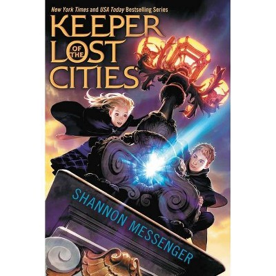 Keeper of the Lost Cities - by Shannon Messenger (Paperback)
