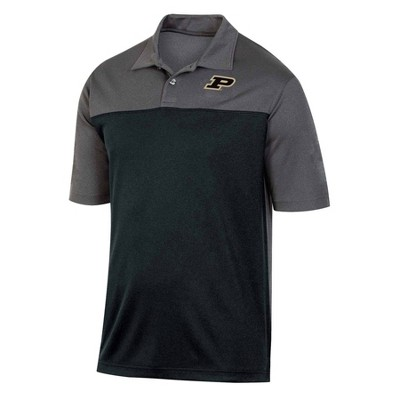 NCAA Purdue Boilermakers Men's Short Sleeve Polo Shirt