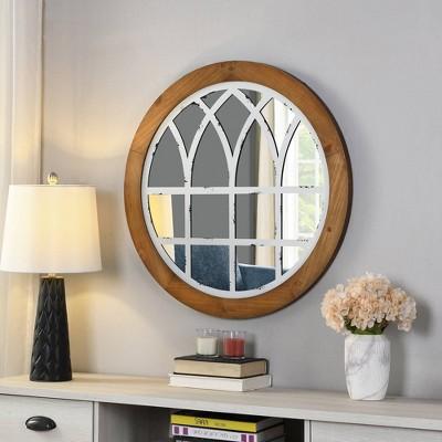 Covington Farmhouse Arch Mirror - FirsTime