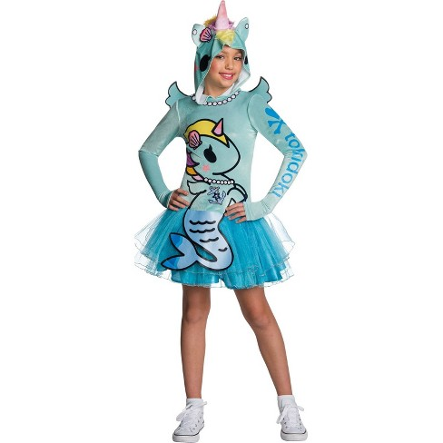 Tokidoki Girls Mericorno Halloween Costume - Rubie's - image 1 of 1