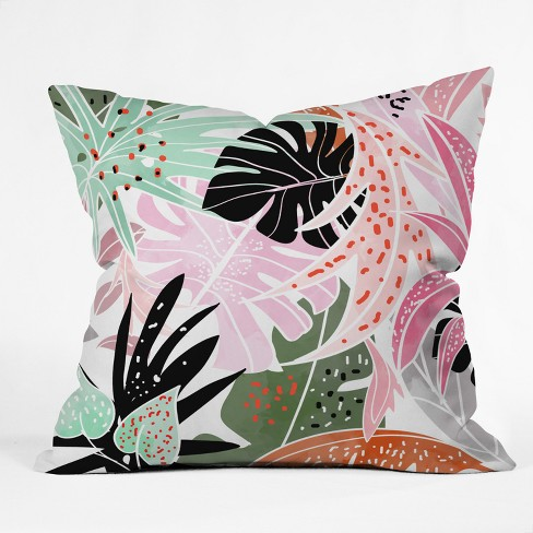 Oranges Veronica Throw Pillow - Deny Designs - image 1 of 2