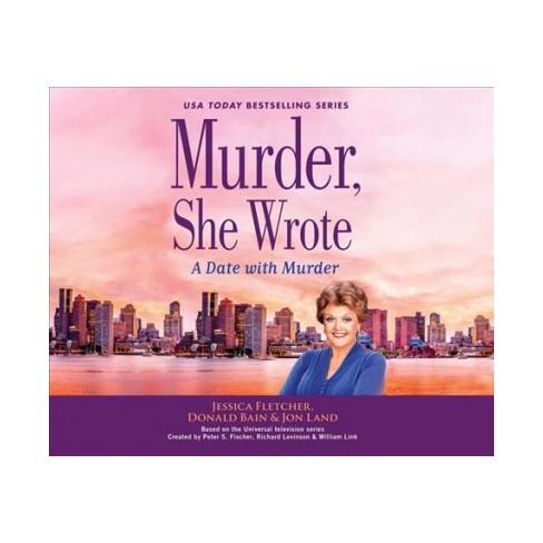 murder she wrote coffee tea or murder fletcher jessica bain donald