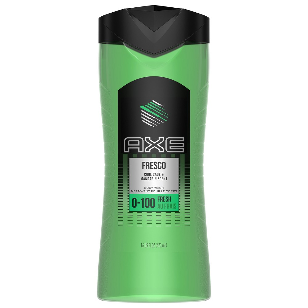 Image of Axe Fresco Shower Gel - 16oz