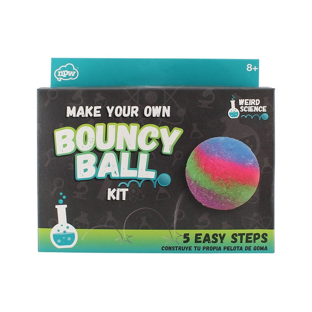 Image of Novelty Bouncy Ball Experiment