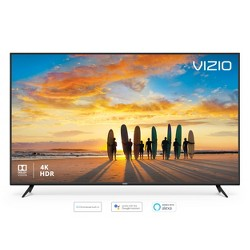 "VIZIO V-Series 65"" Class (64.5"" Diag.) 4K HDR Smart TV – Black (V655-G9)"