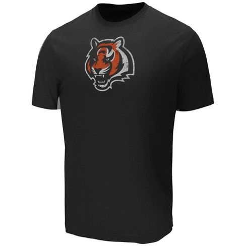 NFL Cincinnati Bengals Men's Target Sueded Cotton T-Shirt - image 1 of 2
