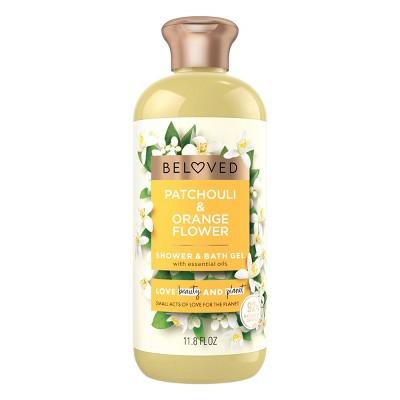 Beloved Patchouli & Orange Flower Shower & Bath Gel Body Wash - 12 fl oz