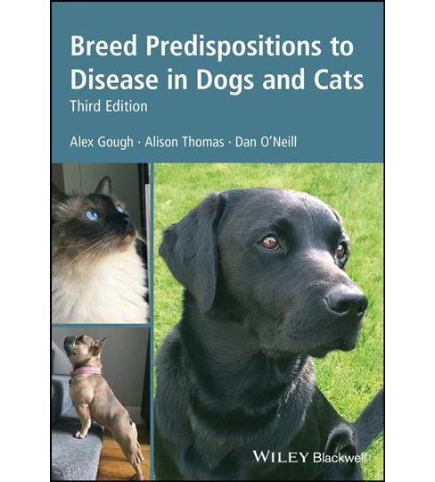 Breed Predispositions to Disease in Dogs and Cats -  (Paperback) - image 1 of 1