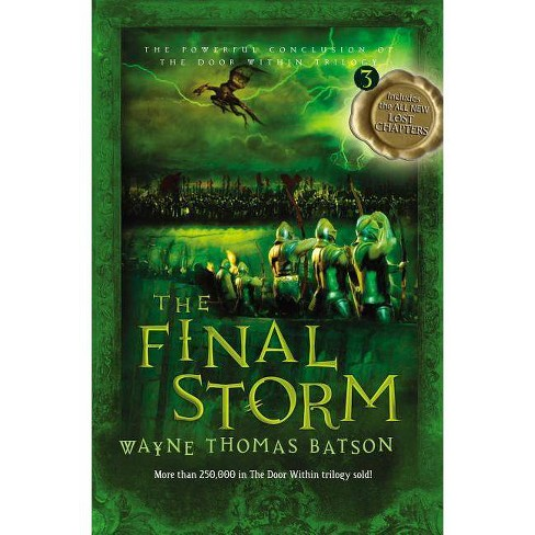 The Final Storm - (Door Within Trilogy) by  Wayne Thomas Batson (Paperback) - image 1 of 1